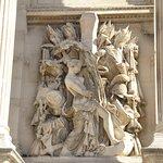 Bilde fra Arc de Triomphe ( Porte d'Aix )