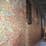 the gum wall