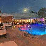 lounge/club area