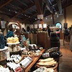 V. Sattui Winery gift shop