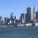 SF from the ferry