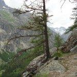 Wanderweg Pellvoux-Ailefroide