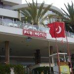 Rubi Hotel Foto