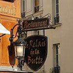 Restaurant Le Relais de la Butte.