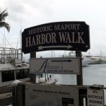 follow the sign to Alonzo's Oyster Bar
