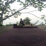 Ocean View Yoga deck