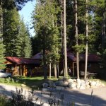 Foto de Historic Tamarack Lodge