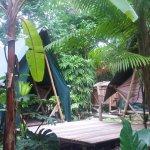 Beautiful Tiki Tents