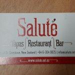 Salute Tapas Resturant