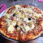 Bonne pizza