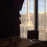 vue de la salle de petit-dejeuner