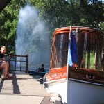 Additional offer: canal boat trip