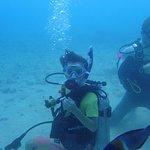 Adin diving