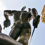 Celini's Perseus with the head of Medusa