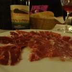 A prized jamon (I can't recall name) that only sells to this restaurant on Tenerife