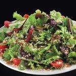 super healthy green salad