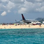 Maho Beach, l'incontournable