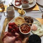 Superb breakfasts