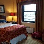 My deluxe queen - room 1424