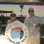 Enjoy 90 minutes learning about Charleston on this well run boat