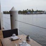 waterway seating