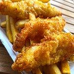 Crispy Ling Cod N Chips