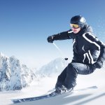 Skiing the Mountains