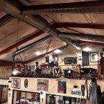 Upstairs loft.