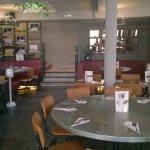 Inside the restaurant (lower ground floor) 5