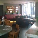 Inside the restaurant (lower ground floor) 6
