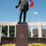 George Bannerman Statue