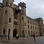 Entrance to the Crown Jewels