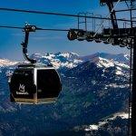 Gondola to 11,000 atop Mammoth Mountain