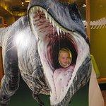 Help, I've been eaten by a dinosaur!