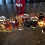 Beer Flight!