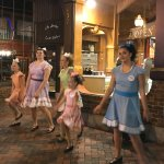 Ole Smoky Candy Kitchen w/ Tunes & Tales Performers out front  2017