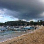 Clouds over Padang Bai