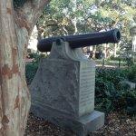 Cannon in Savannah