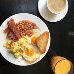 Full variety Breakfast Buffet