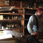 lumberjack camp store