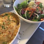 Nightly Special - Pork Parmentier similar to shepard's pie.