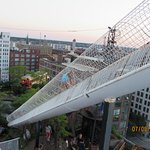 big slide (climb up/slide down)
