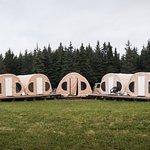 Weatherproof tents.