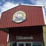 Tillamook Cheese Factory Foto