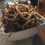 Truffle frites