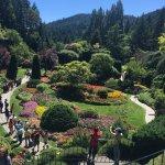 Foto de Butchart Gardens