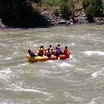 Rafting with Paradise Adventure Company