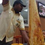 Roti Tisu (It's huge)