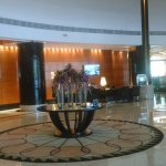 The main reception lobby