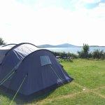 Foto di Mannix Point Camping and Caravan Park. (Mortimer's)